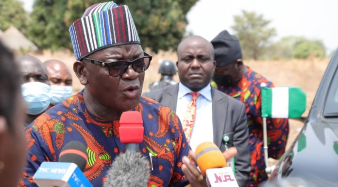 Governor Ortom Only Sees the Problems of Others, He Doesn't See His Own