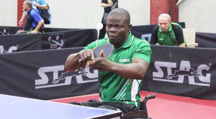 If Supported I Will Deliver Gold at Olympic Games - Isau Ogunkunle