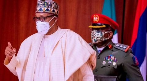 Buhari Presides over 32nd Virtual FEC